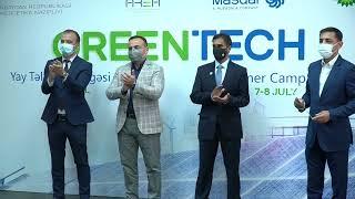 Highlights from Greentech Summer Camp 2021