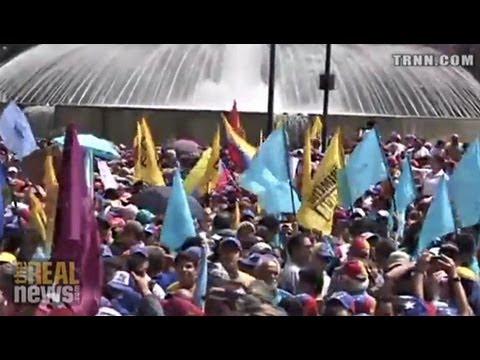 The Modern History of Venezuela, The Protests and Democracy - Edgardo Lander on RAI (8/9)