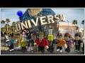 THE CREW AND FRIENDS GO TO UNIVERSAL STUDIOS!!