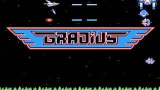 [FC]グラディウス(Gradius)BGM集