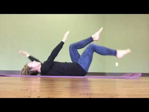 general homework tutorial for Pilates