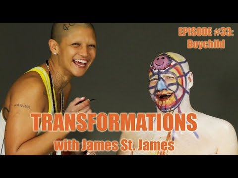 James St James and Boychild: Transformations
