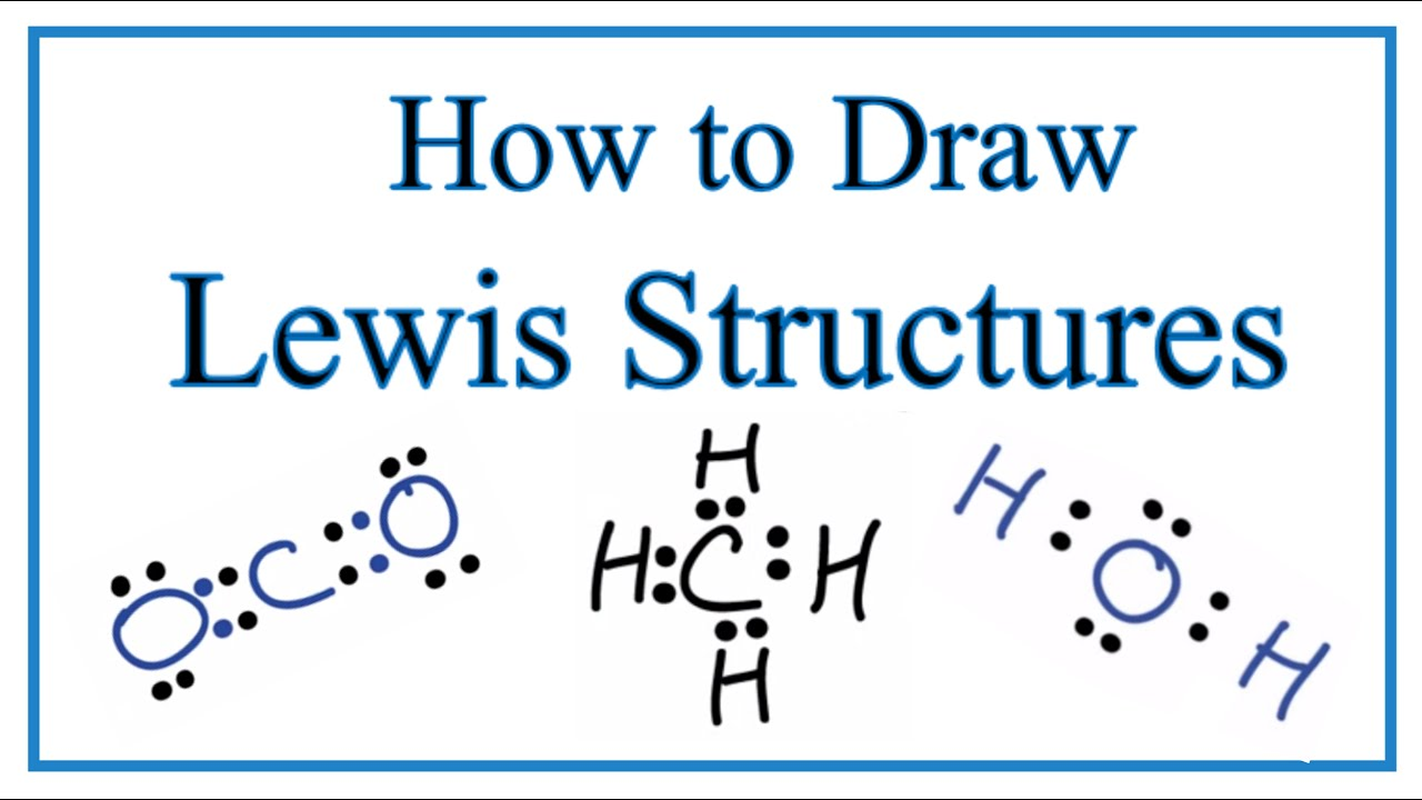 Lewis Structures for Covalent Molecules: Step-by-Step For Lewis Structure Practice Worksheet