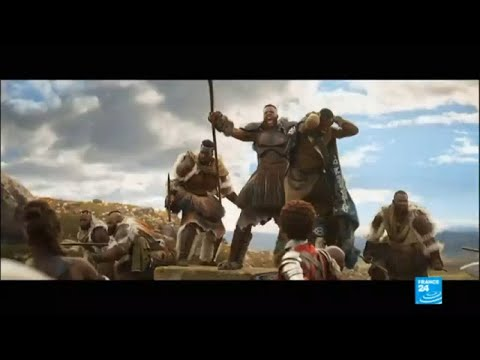 Cinema: Black Panther ''not just another blockbuster''