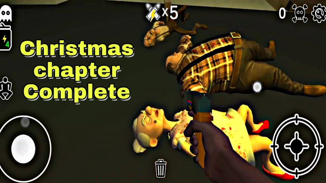 Download Grandpa And Granny House Escape: New Christmas chapter Gameplay (By WildGamesNet)