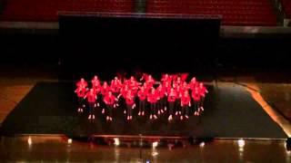Auburn Kappa Delta Greek Sing 2015