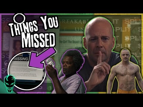 144 Things You Missed In Unbreakable, Split and Glass | Ultimate Eastrail 177 Compilation