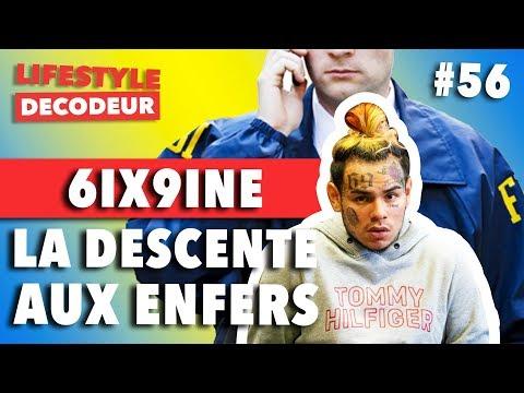 LA CHUTE DE 6IX9INE. - LSD #56