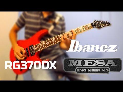 Ibanez RG370DX Guitar Demo (Recorded w/ Mesa Boogie Triple Rectifier)