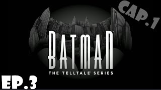 Vídeo Batman: The Telltale Series - Episode 3: New World Order