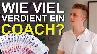 Wie viel Geld verdient ein Coach? (Einkommen enthüllt!)