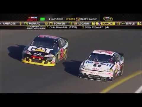 NASCAR Playoffs Spoiler Winners