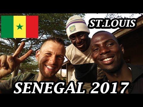 My Expat Diary - Senegal (St.Louis & Simba Dance) 25/04/2017