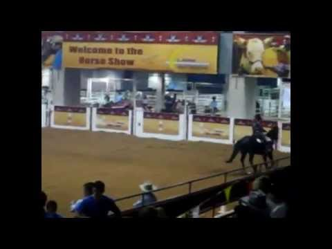 AQHA Cowboy Mounted Shooting World Show at NRG Arena, Houston Livestock Show and Rodeo