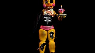 [FNaF speed edit] old toy chica
