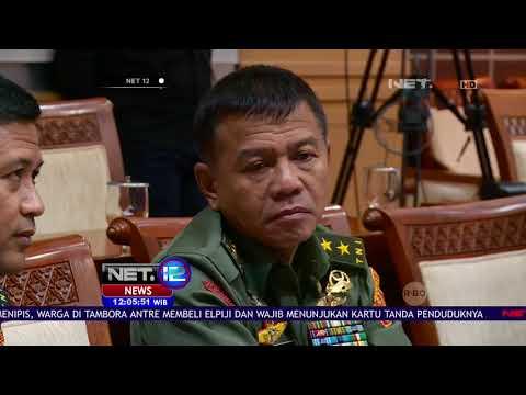 Proses Fit And Proper Test Panglima TNI Berlangsung Tertutup - NET12