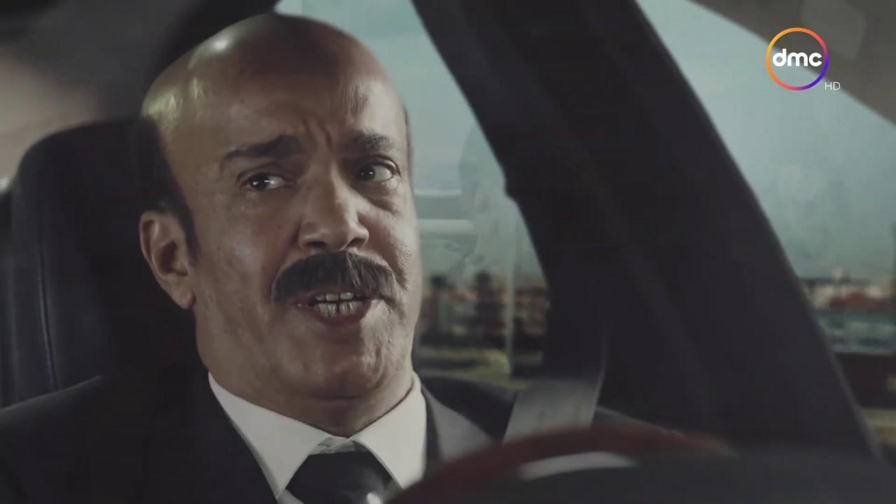 مسلسل فلانتينو - مشهد كوميدي .. فلانتينو صعبان عليه السواق وقرر يساعده