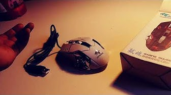 GENERAL X9 gaming mouse
