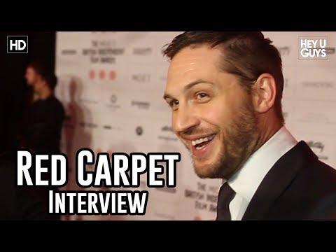 Tom Hardy Red Carpet Interview - British Independent Film Awards 2013