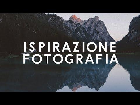 10 CONSIGLI PER AVERE SEMPRE ISPIRAZIONE - TUTORIAL FOTOGRAFIA