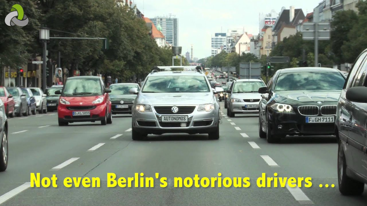 mission brandenburger tor autonomous car in berlin youtube. Black Bedroom Furniture Sets. Home Design Ideas