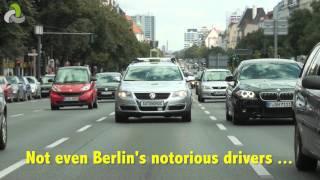 Mission Brandenburger Tor: Autonomous Car in Berlin
