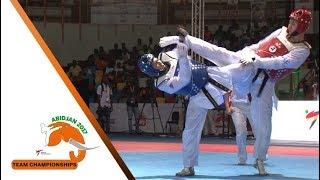 [Semi-Final] Mixed Gender Team   Korea vs. China   2017 World Taekwondo Team Championships