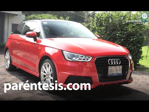 Audi A1 S Line, prueba de manejo en español