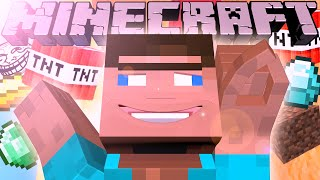 Если бы НУБ стал КРУТЫМ - Minecraft Машинима
