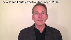 2014 FHA Loan Limits