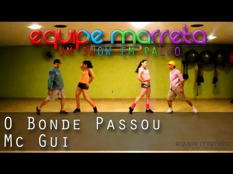 O Bonde Passou - Mc Gui | Coreografia Professor Jefin TRAVEL_VIDEO