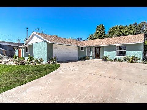Video Tour of Buena Park Home for Sale @ 9160 Via Balboa Cir