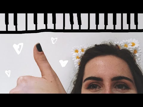 6/10 - piano tutorial and karaoke version!