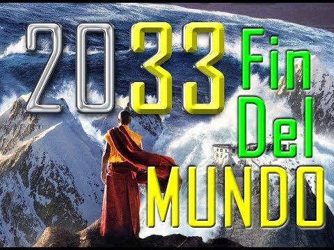 Tres días de Obscuridad; Año 2033 FIN del MUNDO– Mario Verzcia
