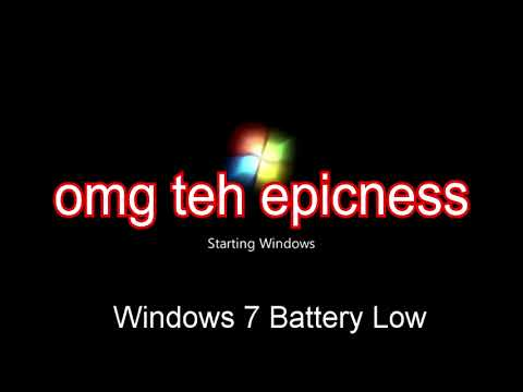 Windows 7 SPARTA REMIX [No bgm]