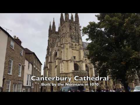 Canterbury, Sept 2016