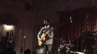 Thomas Dybdahl - Still My Body Aches -  Bush Hall London May 26, 2009 LIVE