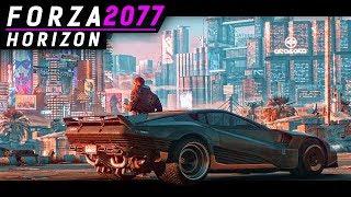 Forza Horizon 2077   THE NEW ERA OF MOTORSPORT