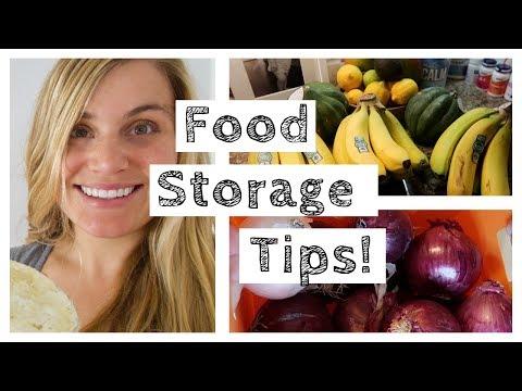 Food Storage Hacks - Eliminate Food Waste In Your Kitchen - Food Hacks