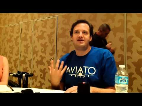 Interview With E.P. & Writer Andrew Kreisberg of The Flash at Comic-Con 2014