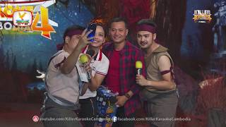 Killer Karaoke Cambodia Season 4 Week 15 - Final | លទ្ធផលក្រុមទី 01