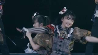 「6STARS」(ばってん少女隊の、田舎娘4th~四大都市のZEPPを巡るツアー~@Zepp DiverCity Tokyo 2019.3.30)