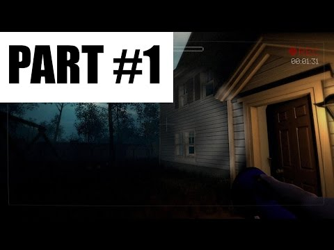 SLENDER The Arrival - GAME PLAY - Part 1