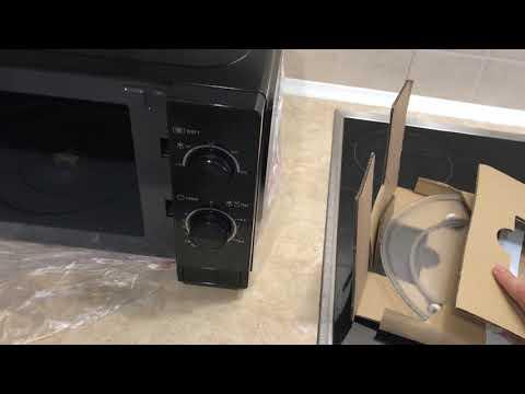 Микроволновая печь SHARP R200BKW
