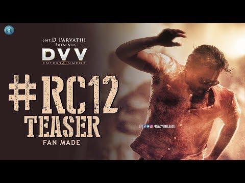 Ram Charan New Movie FanMade Teaser | Kiara Advani | Boyapati Srinu | DSP | Dvv Entertainments | R2R