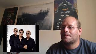 Depeche Mode - Enjoy The Silence Song Reaction