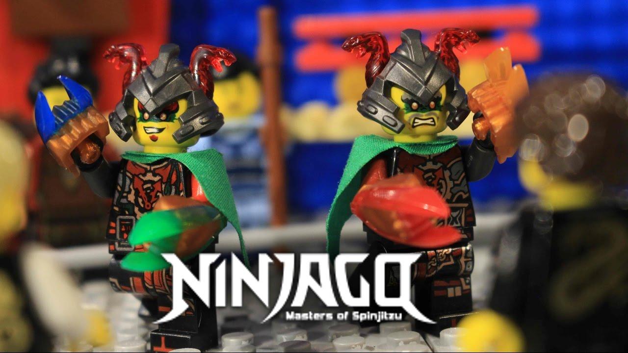 Lego ninjago season 7 the test of time episode 3 a - Ninjago saison 7 ...
