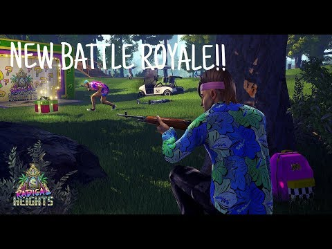 Radical Heights Battle Royale Early Access | Just Released