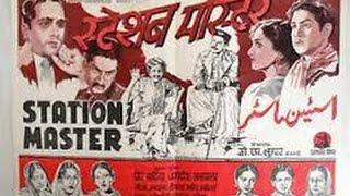 Station Master | Full Hindi Movie | Prem Adib, Kaushalya, Suraiya | Bollywood Movies