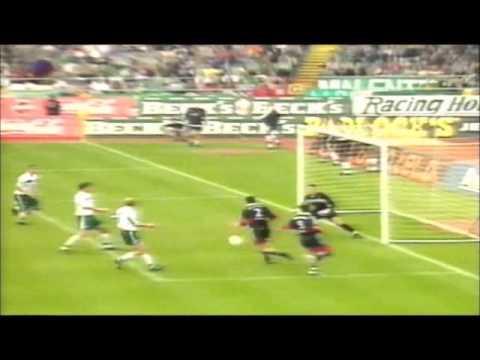 SV Werder Bremen FC Bayern München 1998/99 6.Spieltag